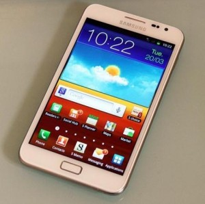 Samsung Galaxy Note v1